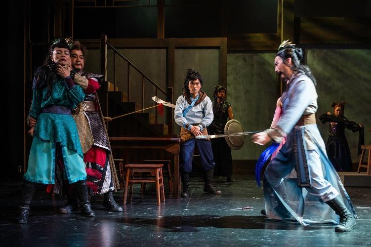 Li Xie, Ng Johnny, Liu Xiaoyi, Nelson Chia