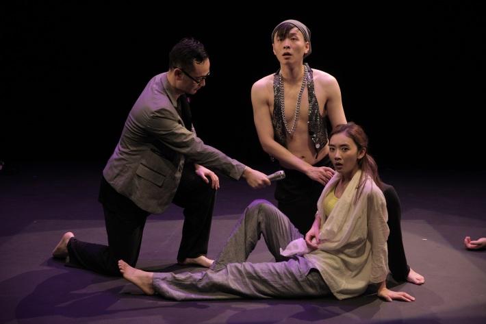 To Be Continued 1 (Liu Zheng Zhi, Wang Shanshui, Xu Zi Xuan)